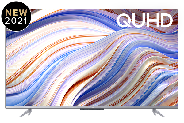 55″ P725 QUHD 4K Android TV - Model 55P725