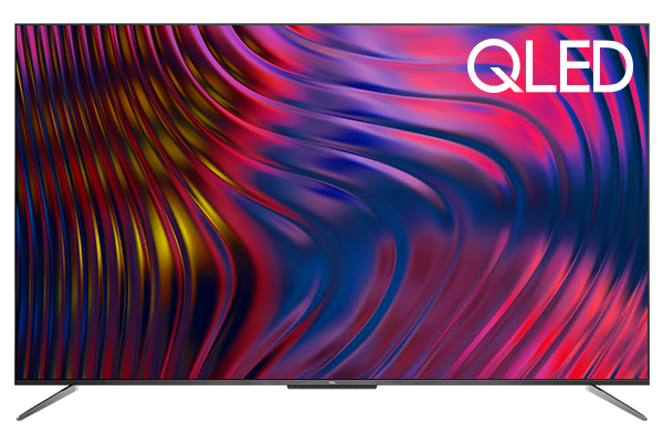 50 Inch C715 QLED Android TV - Model 50C715
