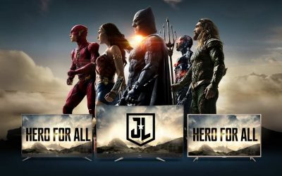 TCL Electronics and the Justice League
