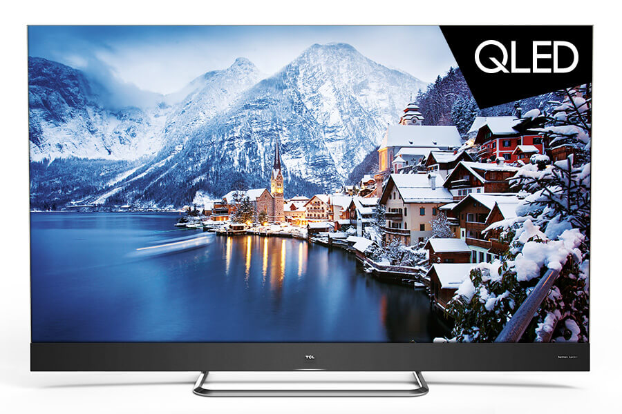 Series X 65 inch X4 QLED Android TV - Model 65X4US