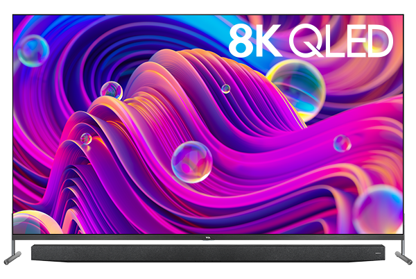 65 Inch X915 8K QLED Android TV - Model 65X915