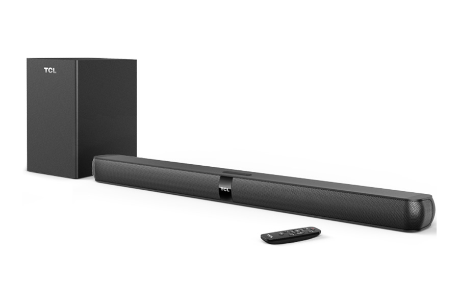 TS7010 2.1 Ch Soundbar with Wireless Subwoofer - Model TS7010