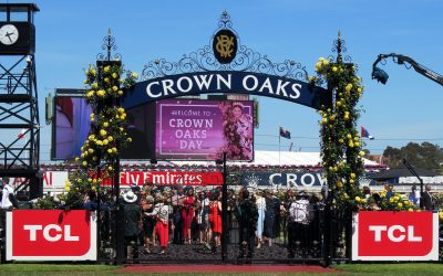The Melbourne Racing Carnival & TCL Electronics